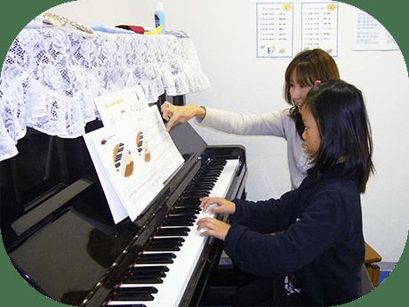 ジャクパスポーツクラブ専門講師による個人ピアノレッスン