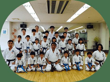 琉球少流空手道月心会 空手教室