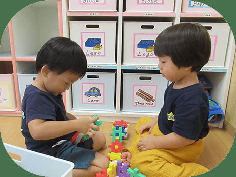子どもは遊びの天才